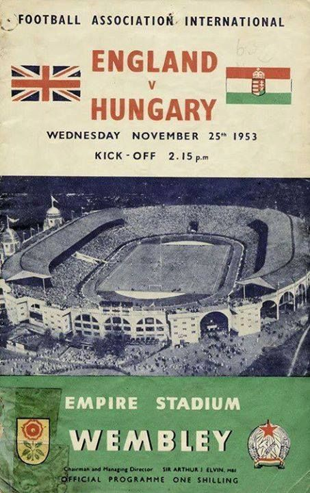 6:3 Magyarország- Anglia