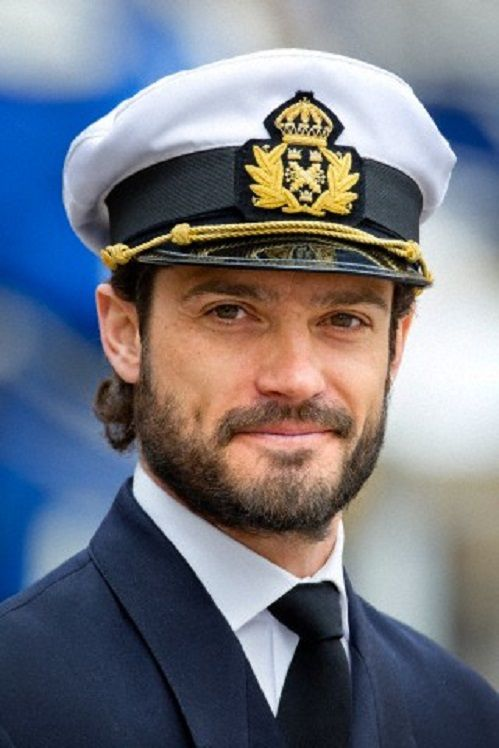 Swedish Prince Carl Philip attends the 68th birthday celebration of King Carl Gustaf at the Royal Palace in Stockholm, Sweden, 30.04.2014.