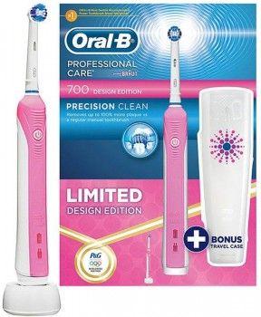 Электрическая зубная щетка ORAL-B BRAUN Professional Care 700/D16 Design Edition (4210201083566)