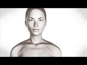 Przeciwzmarszczkowy masaż twarzy - YouTube