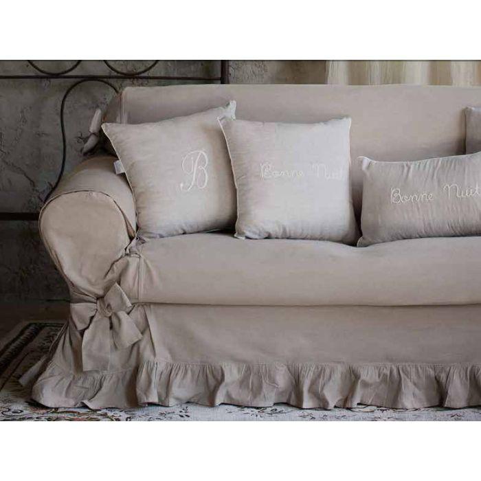 17 migliori idee su divano shabby chic su pinterest - Copridivano moderno ...