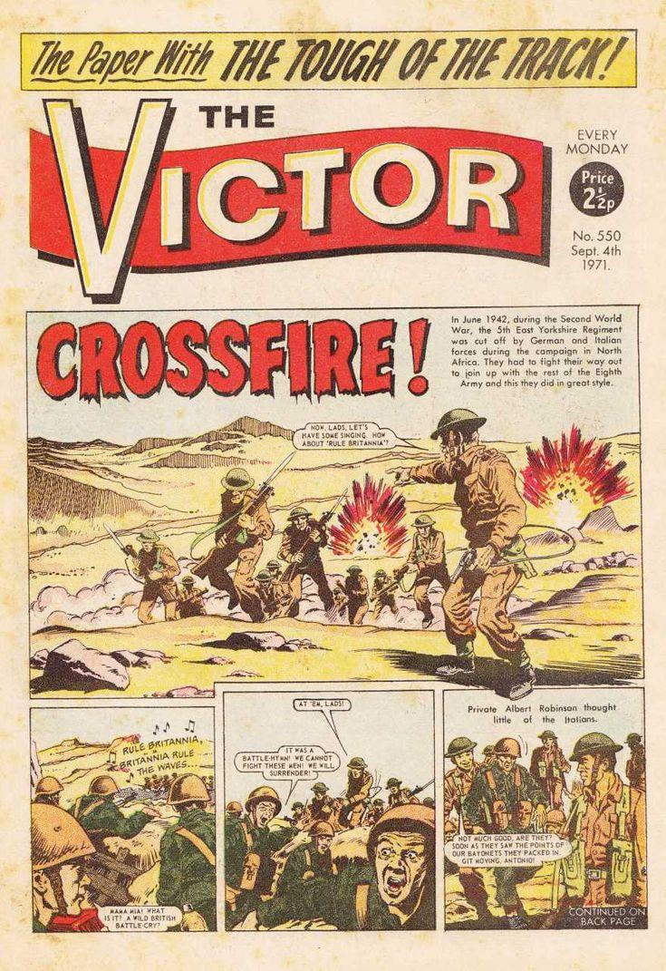 Victor comic