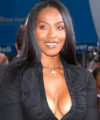 Nona Gaye....Marvin Gaye's daughter!