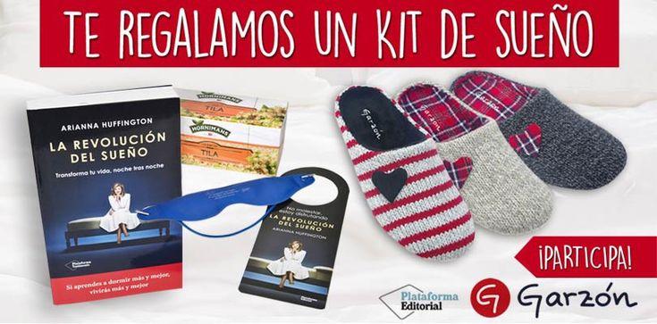 Garzón te regala un kit de sueño