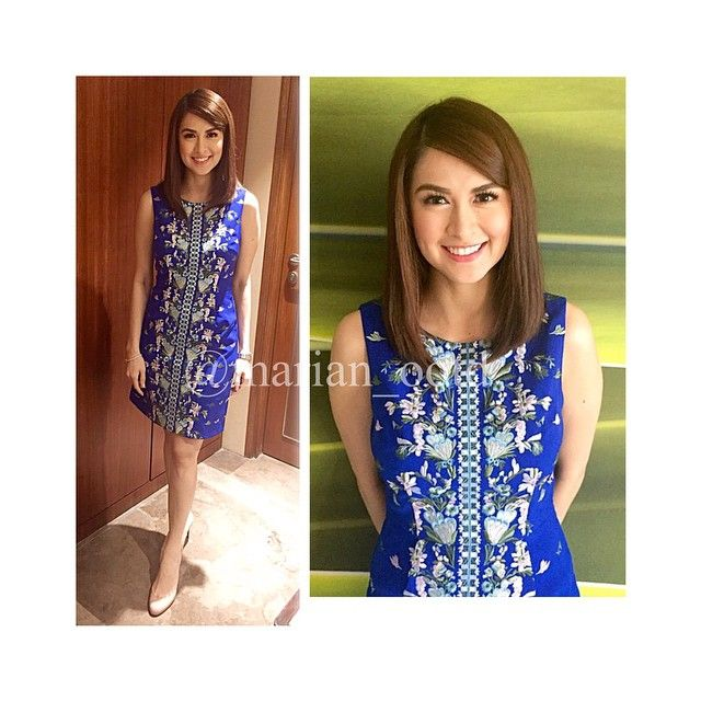 MARIAN RIVERA's STYLE @marian_ootd New endorsement 5...Instagram photo | Websta (Webstagram)