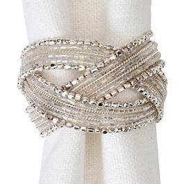 174 best party decor images on pinterest wedding decor giant napkin rings if i do the diy rings i can interlock two like wedding bands solutioingenieria Choice Image