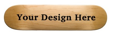 Shop for custom skateboards that you can personalize, or simply make your own skateboard!    http://www.custom-items.com/make-your-own-skateboard.html