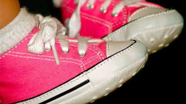 Come correggere i difetti del piede del bambino