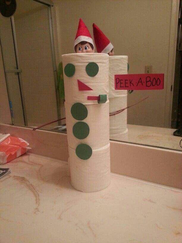 Papel higienico - Duende