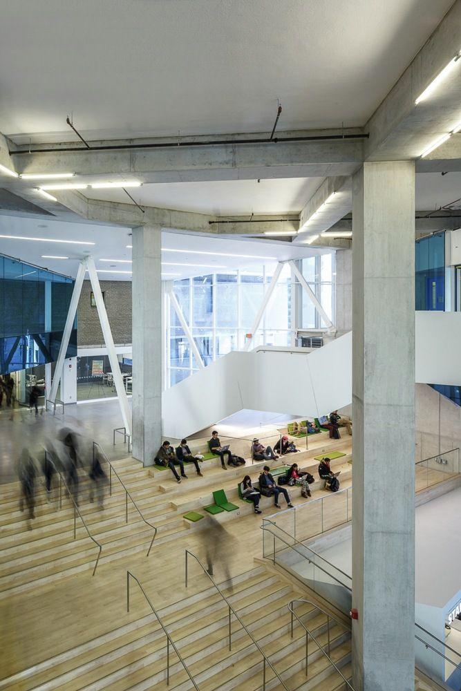Gallery - Ryerson University Student Learning Centre / Zeidler Partnership Architects + Snøhetta - 26