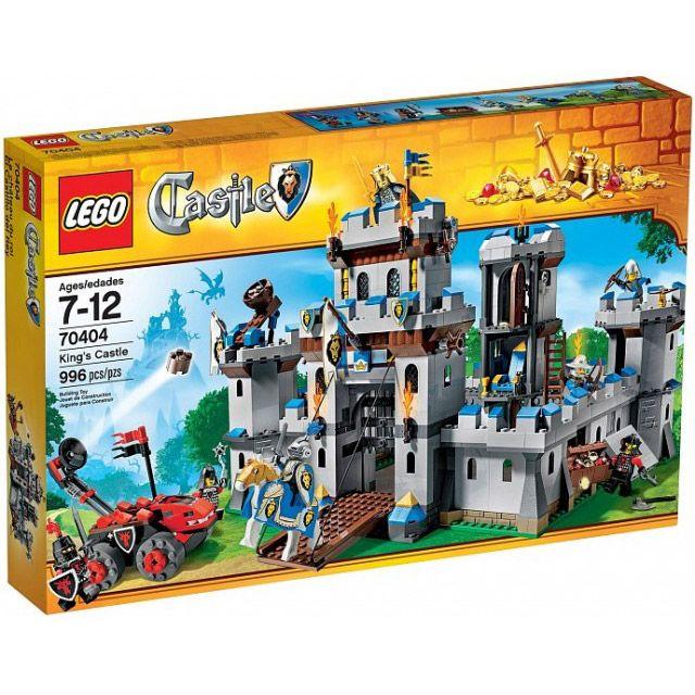 Đồ chơi LEGO Castle 70404 King's Castle – Lâu đài nhà vua
