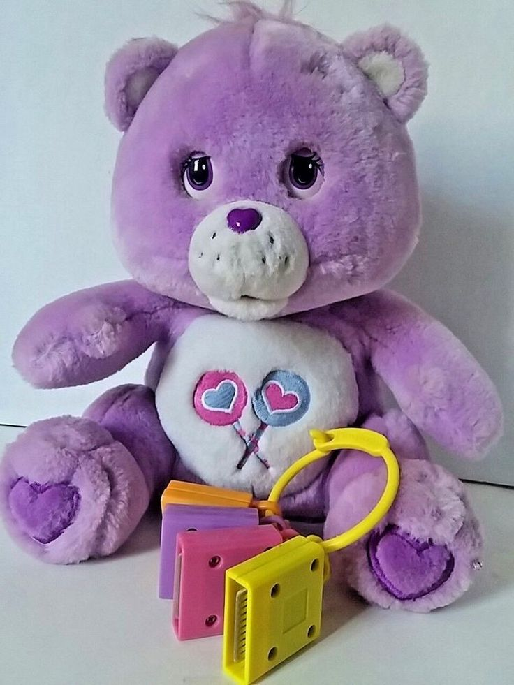 Care bear shareastory interactive 4 cartridges tested