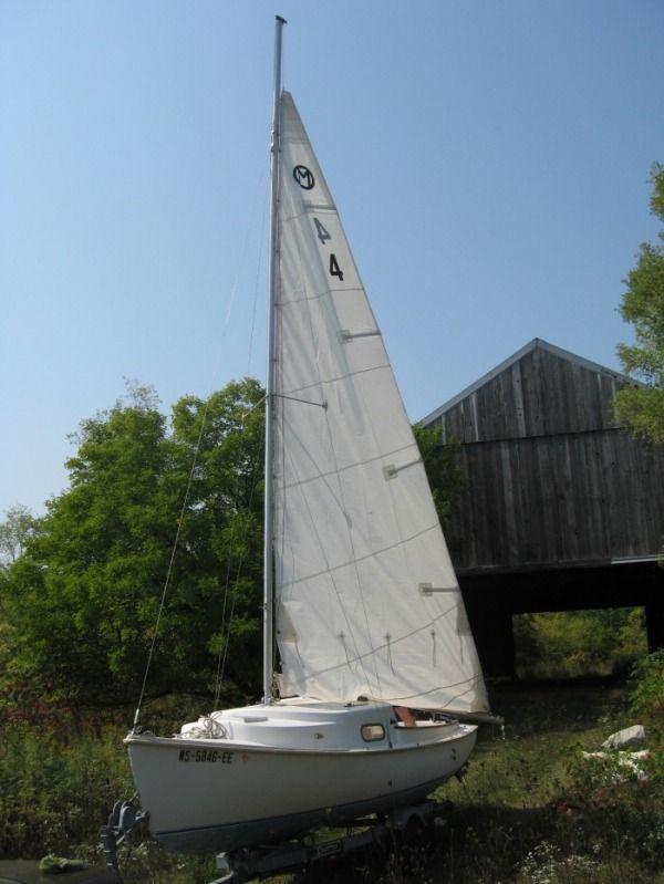 sailboat info - O'day Mariner Sailboat Restoration