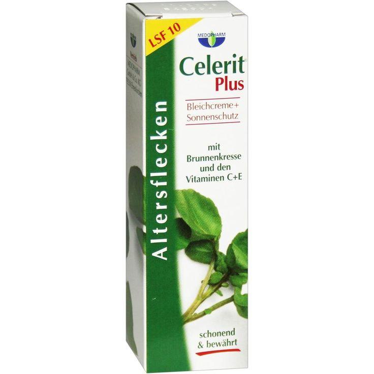 CELERIT Plus Lichtschutzfaktor Bleichcreme:   Packungsinhalt: 25 ml Creme PZN: 01094799 Hersteller: Hübner Naturarzneimittel GmbH Preis:…
