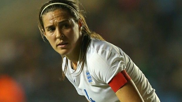 Fara Williams- English soccer player