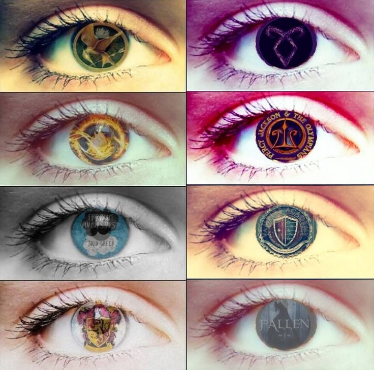 The Hunger Games, Divergent, The Fault In Our Stars, Harry Potter, The Mortal Instruments, Percy Jackson and The Olympians, Vampire Academy and Fallen