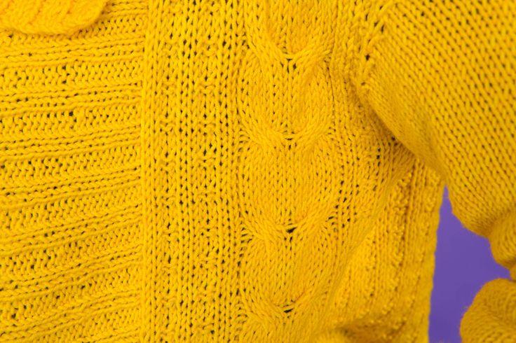 Pollen detail #knitting #pattern #diy https://www.ravelry.com/patterns/library/pollen-3