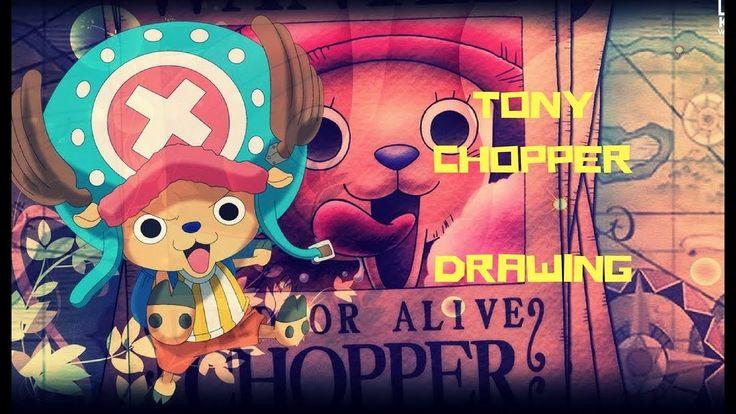 Tony Chopper (One Piece) - Drawing