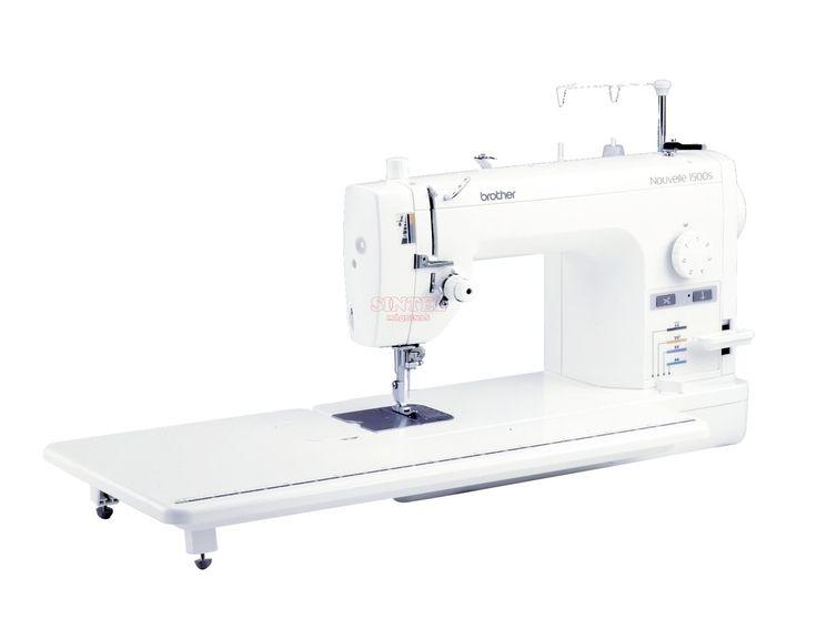 Máquina de costura para quilt - Brother PQ1500S - Costura - Máquinas | Sintel Máquinas