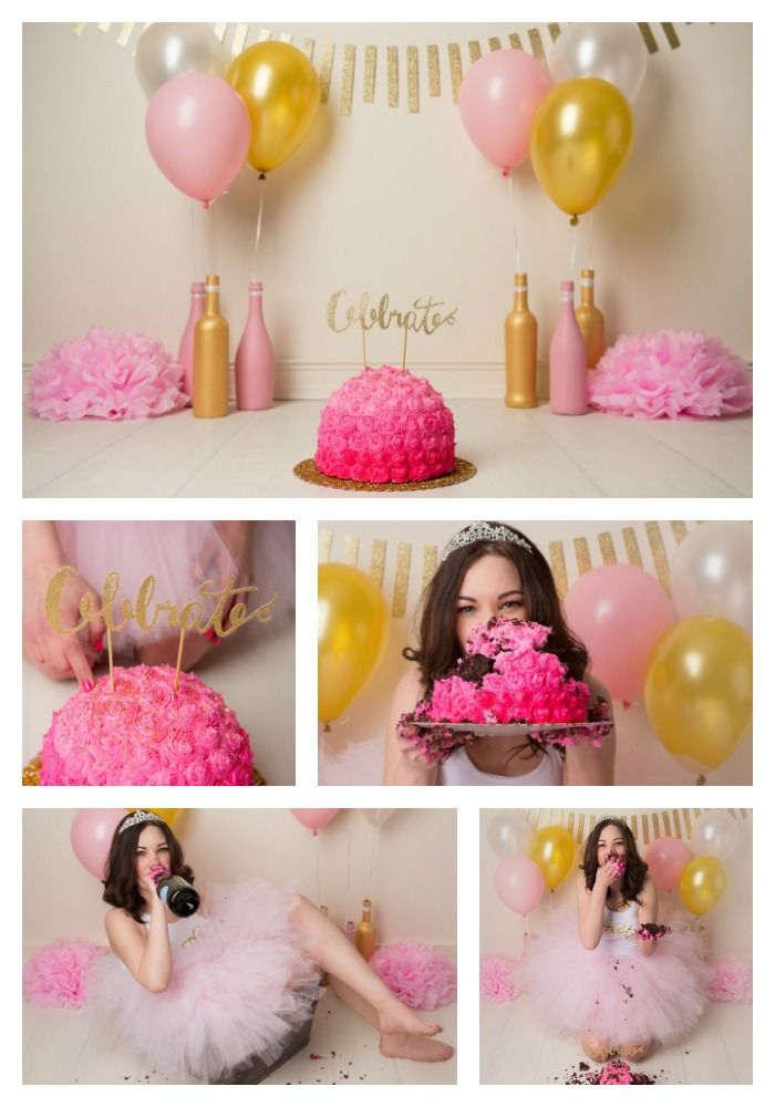 Not your typical Cash Smash but we LOVE it. Why not celebrate at 30?!  - prettymyparty.com.