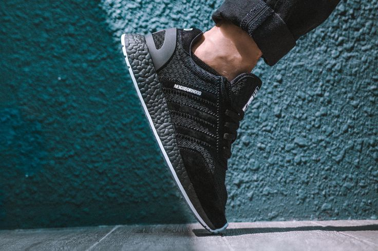 NEIGHBORHOOD Takes the adidas Iniki Runner in a Fresh Direction - EU Kicks: Sneaker Magazine