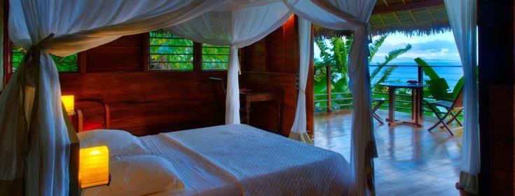 Lodge charme madagascar hotel luxe Nosy Be - Hotel Tsara Komba - Madagascar