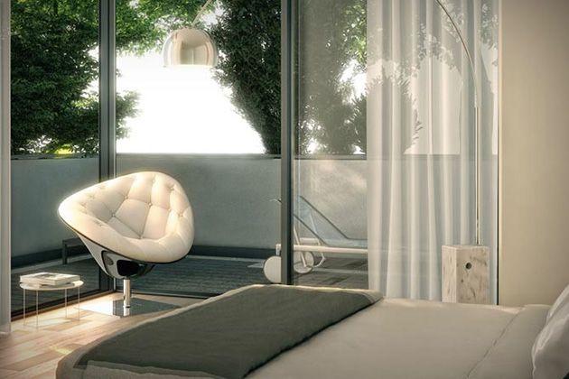 Milan'da yeşillikler içerisinde iki yeni apartman dairesi: Bosco Verticale | elitstil
