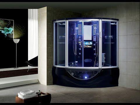 The Superior Luxury Steam Shower Maya Baths In 2020 Steam Showers Steam Shower Units Shower Stall