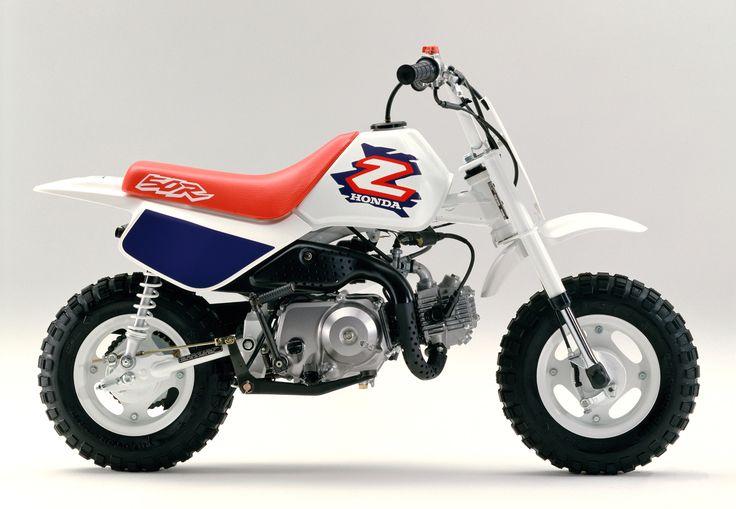 Honda Z50R '1995–97
