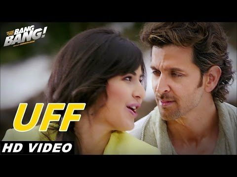 UFF Official Video | Bang Bang | Hrithik Roshan & Katrina Kaif | HD - YouTube