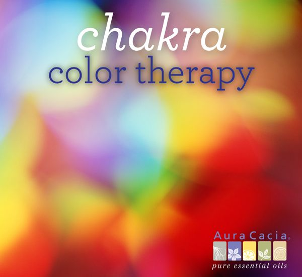 89 Healing Colors In Color Therapy