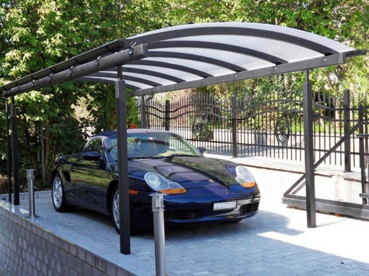 Steel Carports Materials For Carport Designs Outdoor