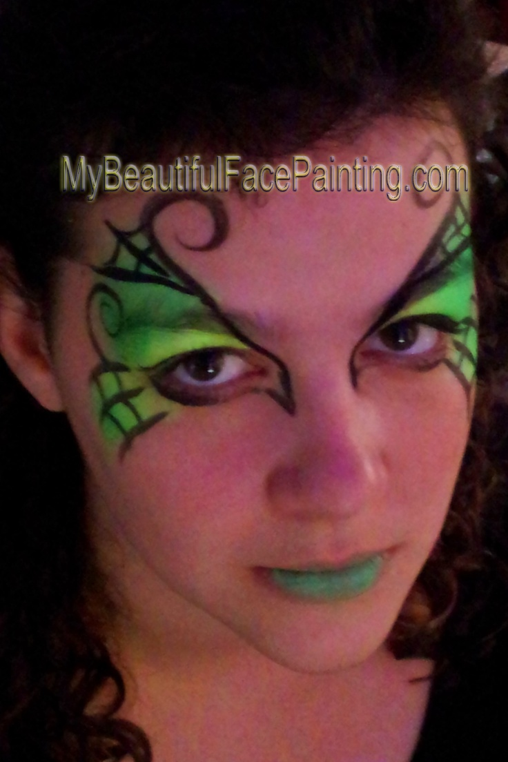 Amy Grigg Face Paint