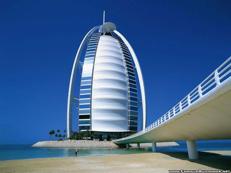 BURJ AL ARAB JUMEIRAH, hotel 7 estrellas en Dubai @alvarodabril