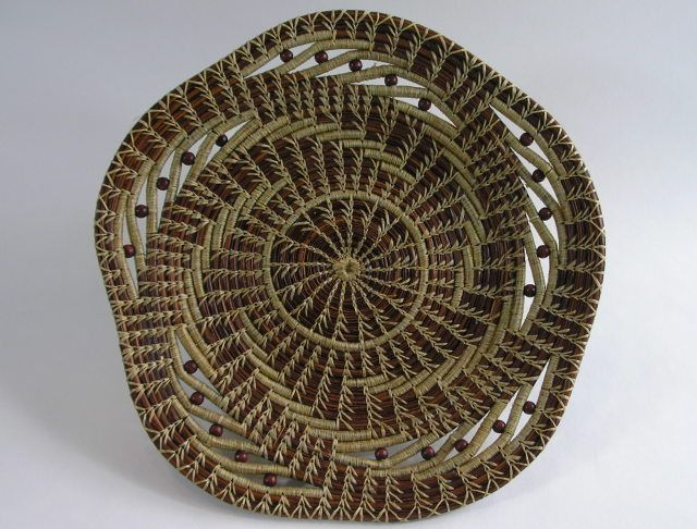 Handwoven Vessels, Handbags, and Scupltural Formsfrom columbia basin basketry