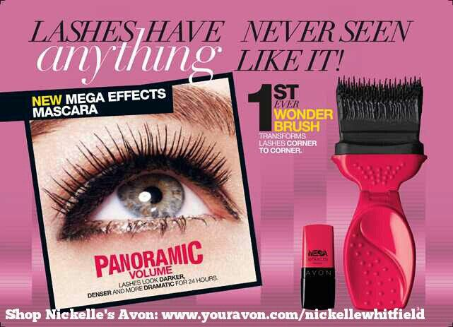 This breakthrough #mascara provides #24-hour #volume, leaving #lashes #darker, #denser and more #dramatic. Get ready for a corner to corner lash #transformation with our first ever #Wonderbrush.The Wonderbrush bends and adjusts to multiple #angles capturing every #lash, top to bottom. The ,unique brush fits the #natural shape of lashes, coating them evenly with #formula from root to tip. The extra surface area of the Wonderbrush #bristles are designed to deliver 40% more mascara to the…