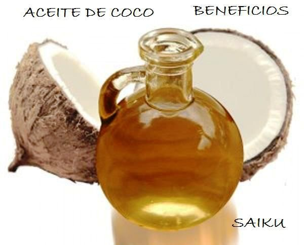 SAIKU: 150 Usos del Aceite de Coco.