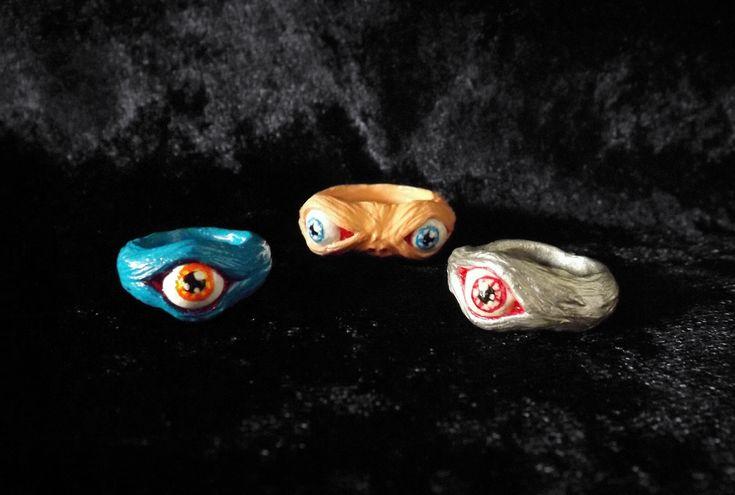 #wearable #art #handmade #alternative #jewellery #jewelry #fashion #strange #epheria #epheriadesign