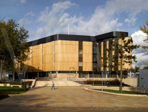 The Life Sciences building, University of Southampton