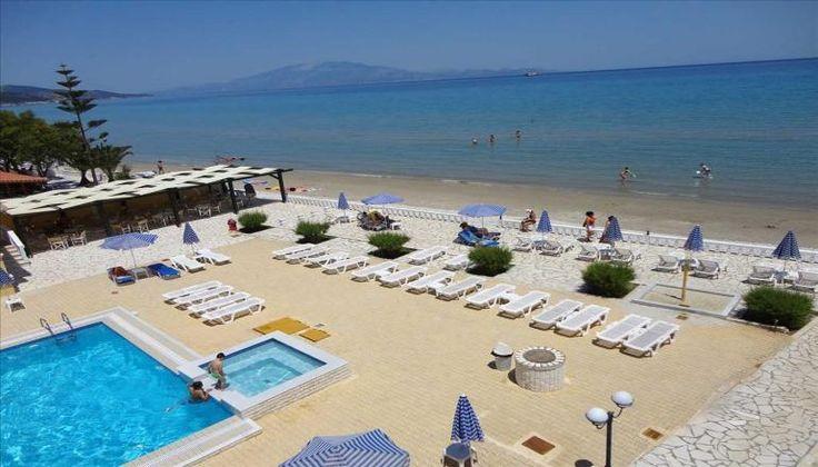 ALL INCLUSIVE στη Ζάκυνθο στο Konstantin Beach Hotel μόνο με 447€!