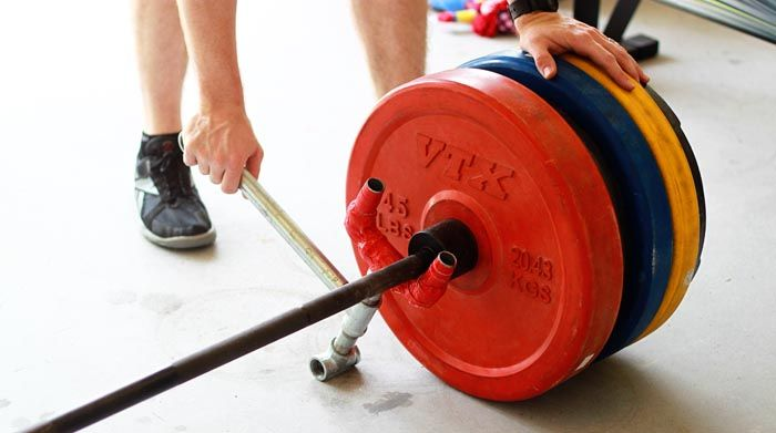 How To Build A Mini Deadlift Jack. This is so easy. Rogue Fitness sales them for almost $70.00. All the parts at Home Depot came out under $20.00.