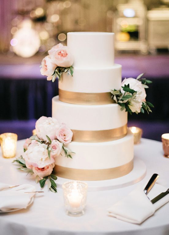Featured Photographer: Ryan Timm Photography;, Featured Cake: Elysia Root Cakes; Wedding cake idea.