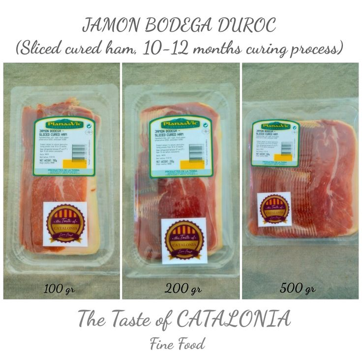 Catalan cured Duroc ham. thetasteofcatalonia@gmail.com  Photography: catherinebenagesdills@gmail.com