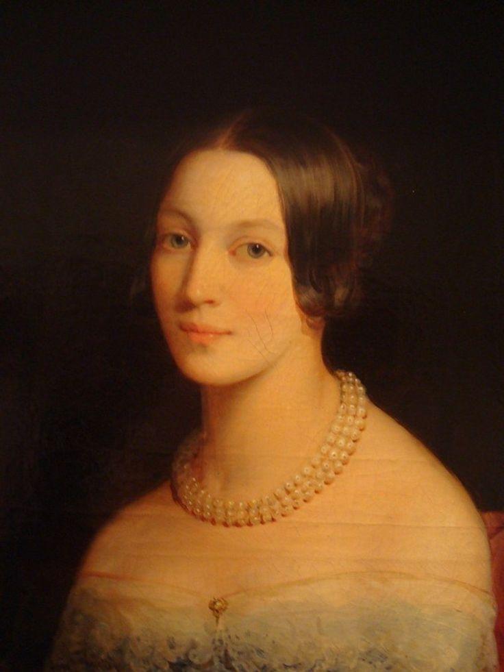 Christine Robertson Portrait of Julia Kurakina Feodorovna (1814-1881