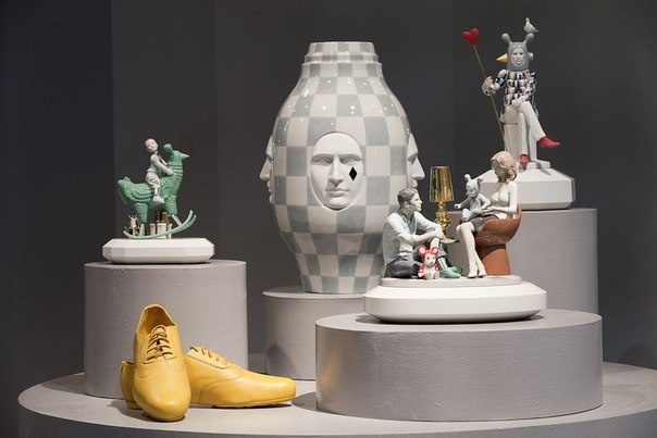 LLADRO in HABITAT VALENCIA blog.excellence-group.ru @excellence_g #excll