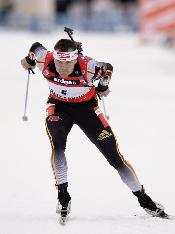 Sven Fischer - biathlete