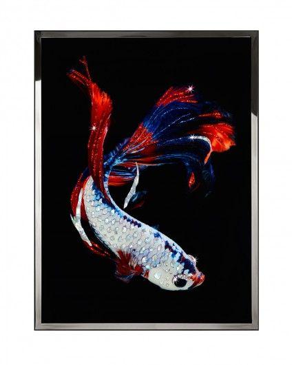 Pesce Combattente  Arts & Crafts