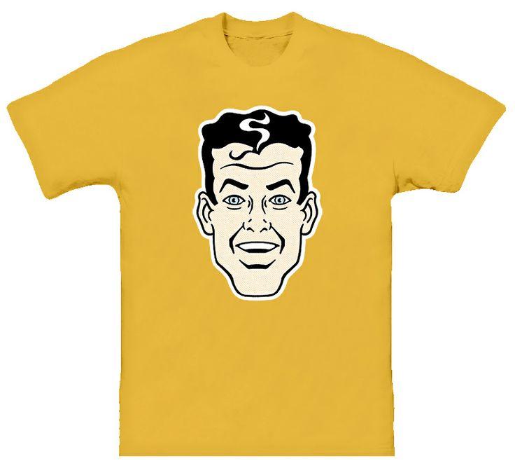 Rocket Robin Hood Classic Cartoon T Shirt