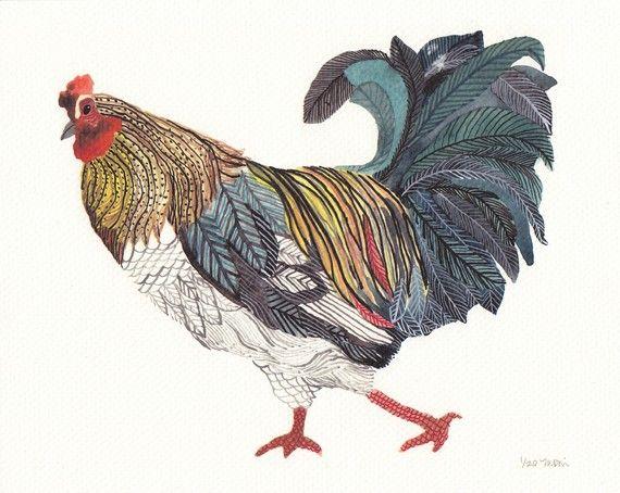 Chicken by United Thread