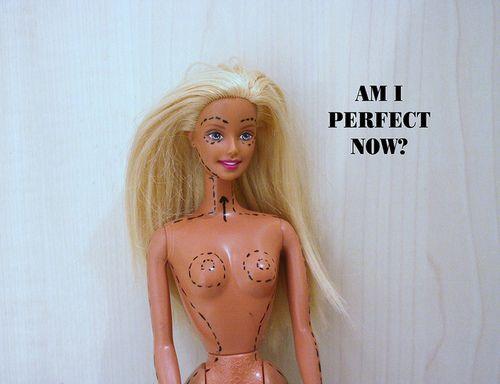 plastic surgery barbie